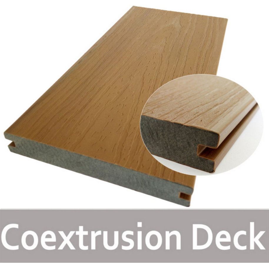 decoration wpc decking tile crack-resistance wood plastic composite deck <strong>flooring</strong>