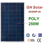 cheap price pv solar panel 250w for baterias solares
