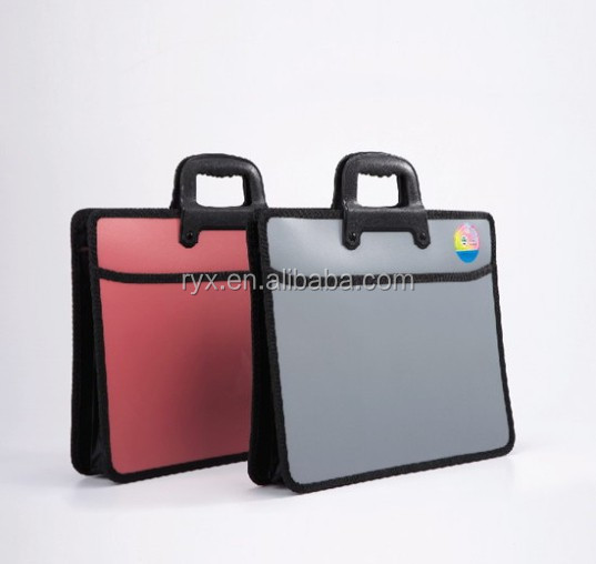 Upscale Portable Aluminum Briefcase for Office Staff