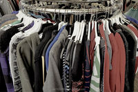 Shop return good quality second hand clothes