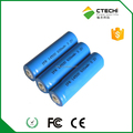 High quality 3.2V LiFePO4 AA size IFR14500 rechrgeable battery