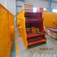Top quality vibrating screen machine manufacturer Widely used