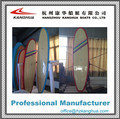 9'5 '' single bamboo face surfing board