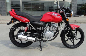 Tour 150cc motorcycle with rear box for South America market