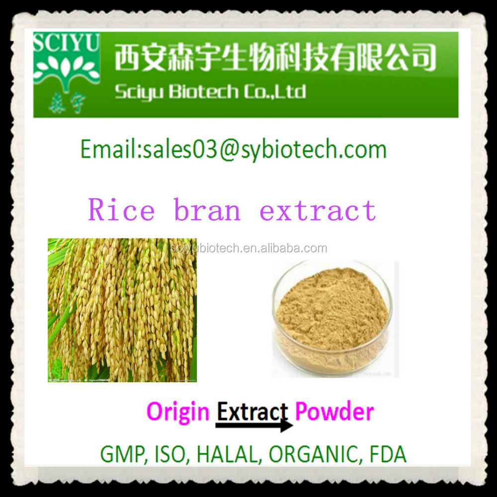 98% ferulic acid Rice bran Extract
