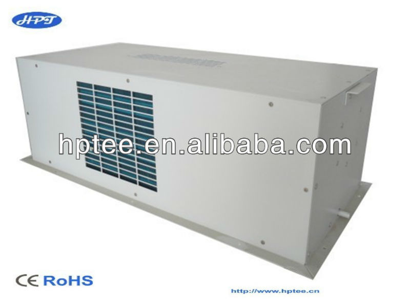 IP55 protection 48v dc outdoor control cabinet cooling r134a air conditioner