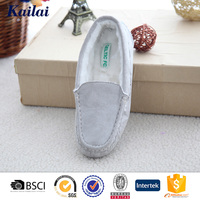 newfashioned gray color men casual shoes