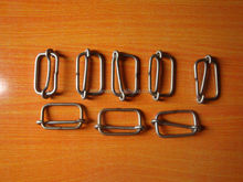 customed metal buckles fastener buckles D rings chear buckle