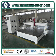 China cutting/engraving/drilling/milling cnc router 4 axis