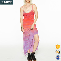 V-neck Cotton Long Maxi Dress 2015 Women Sundresses Summer Sexy Dresses