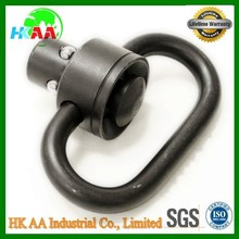 Heavy Duty Push Button Quick Detach Sling Swivel, lifting slings for hunting accessory