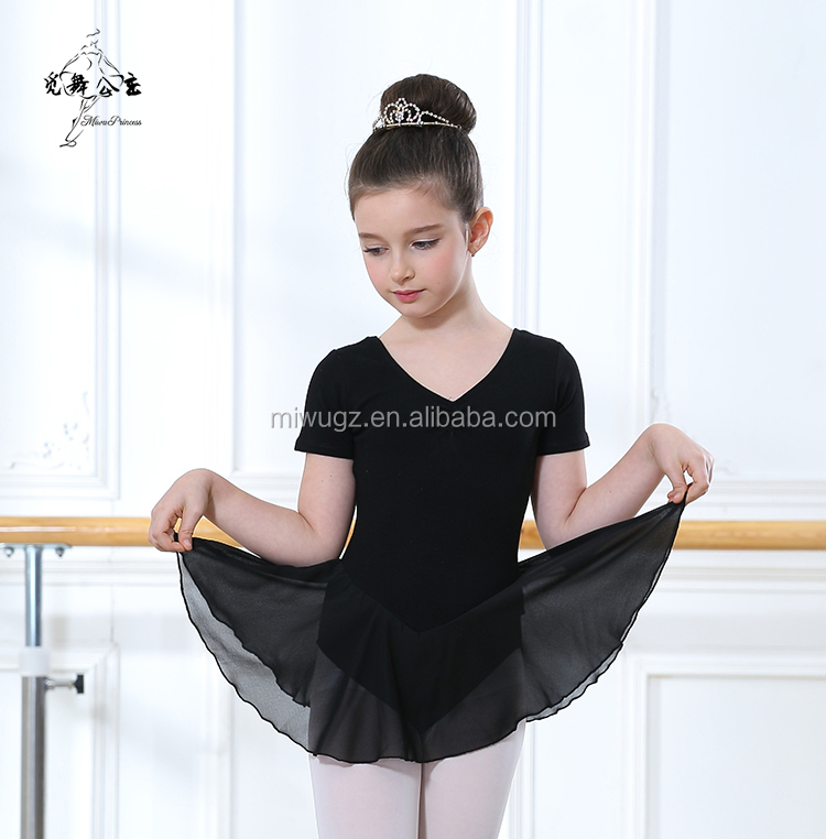 New Western Lyrical Ballet Dance Dress Leotard For Girls