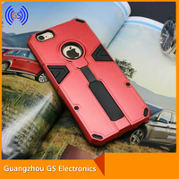 Wholesale Slim Mobile Phone Case Back Cover Tough Armor Channel Phone Case For Iphone 6