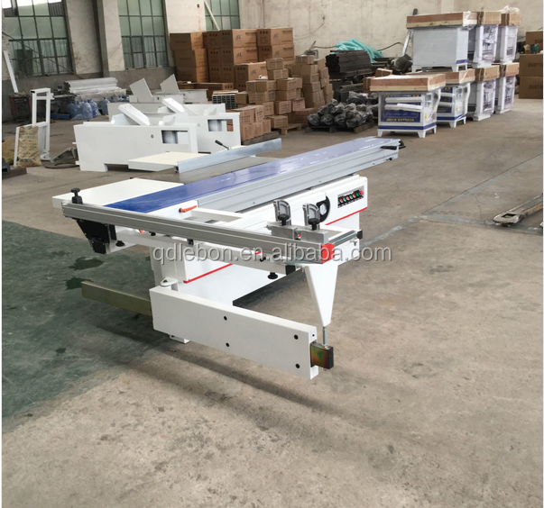 MJ6132 Precise Panel Saw Sliding Table Saw Machine