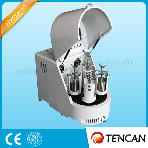 fine powder 0.4L laboratory grinding mill for sale