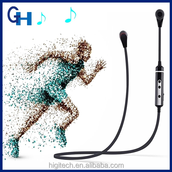 HiGi X7 Factory supplier bluetooth wireless micro usb earphone at amazon