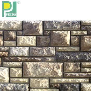 Faux Stone Panel Castle Wall Stone Flat Stones