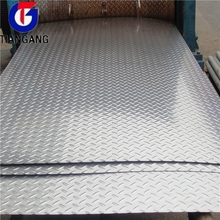 made in china 420j2 Stainless steel checkered sheet
