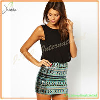 hot selling new design women high quality fashion office lady dress 2013
