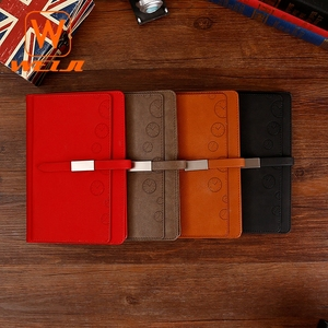 Wholesale 2018 Personalized Customized PU Leather Diary Notebook