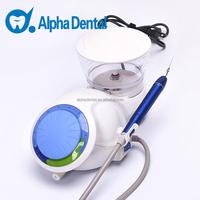 Dental Led Aluminum Plugged Handle Led P9L Ultrasonic Scaler with 6 Tips