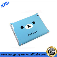 2013 cute leather cover for ipad 2/3/4