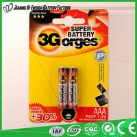 Hot Product Best Sale High Quality Dry Battery Mp4 Player Aaa Battery