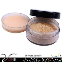 Trade Assurance Makeup Powder Pressed Face Foundation Loose Mineral Cosmetic