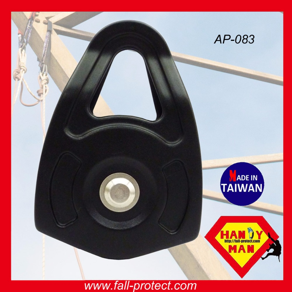 Hot Forged Aluminum Pulley With Ball Bearing