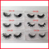 Mink Eye Lashes 100 Real Siberian