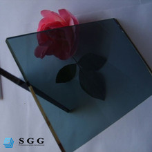 High quality black tempered glass m2 price