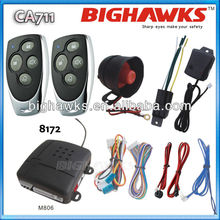 easy install car alarm CA711-8172-car alarm system dubai auto parts