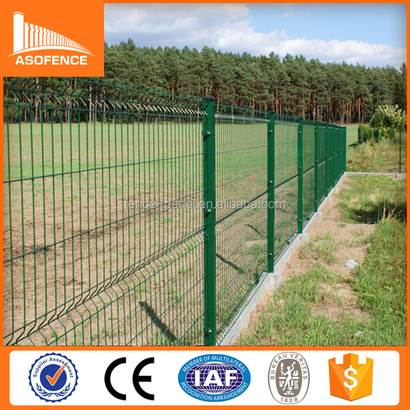 Galvanised Welding Solid Metal Fence Panel (Trade Assurance)