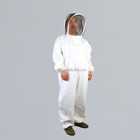Peffer cotton full body bee protective clothing or beekeeping suits for sale