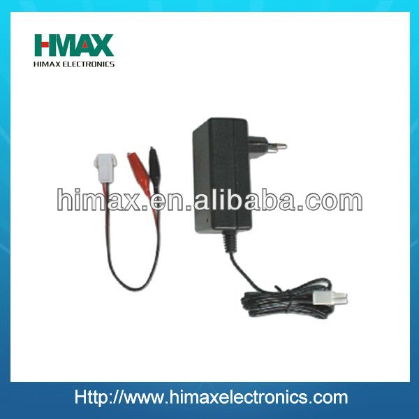 dc 8.4v battery charger for nimh battery pack
