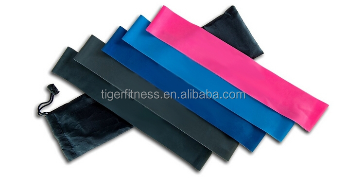 non-toxic cheap latex elastic power bands