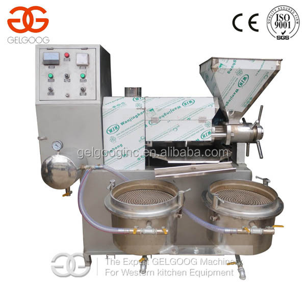 High Capacity Cold Press Oil Extraction Machine/Olive Oil Press/Soybean Oil Machine Price