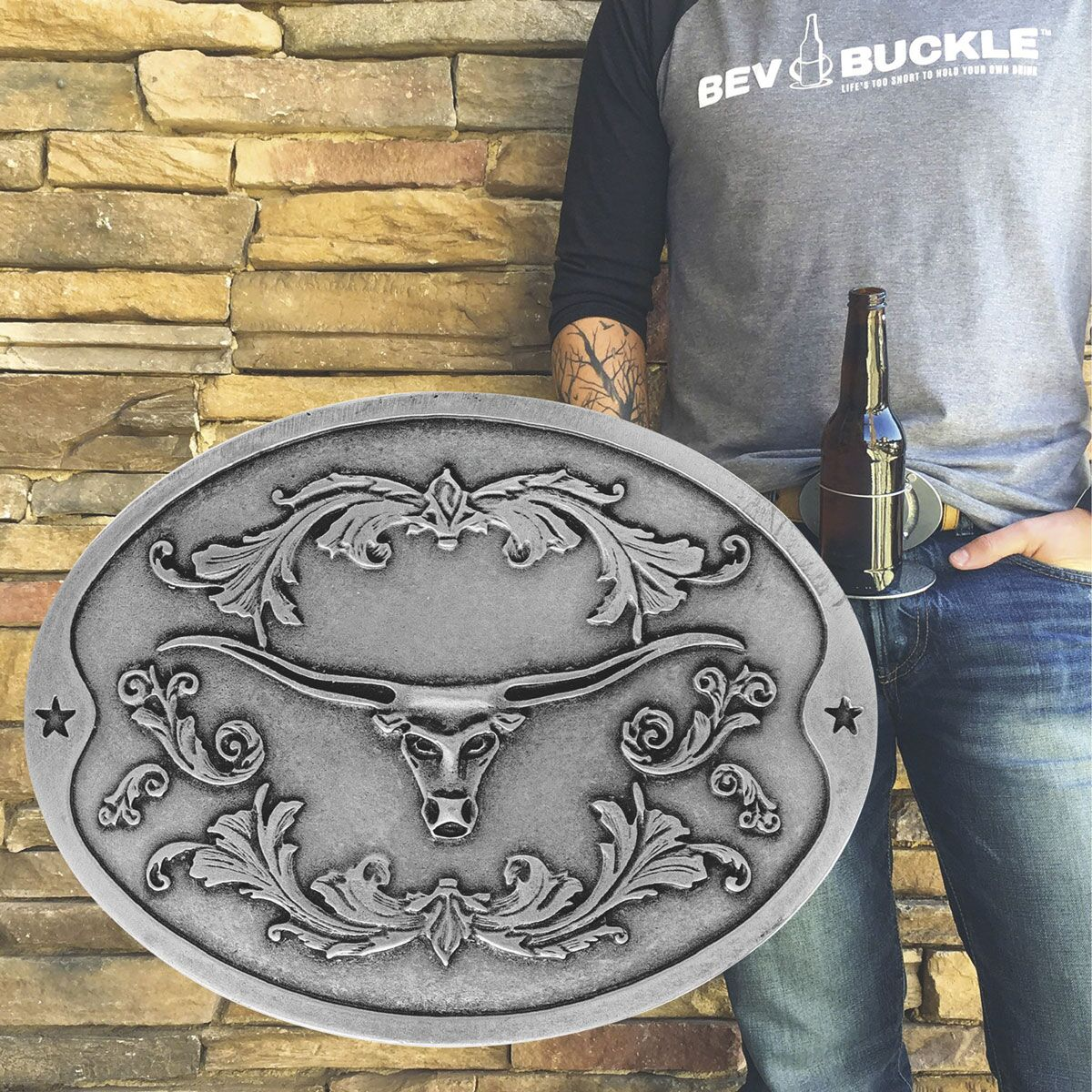 Belt buckle manufacturers custom metal fashion fancy beer belt buckle, reversible belt buckle with your logo
