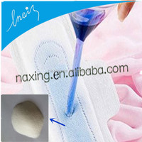 super absorbent polymer raw materials for sanitary napkin