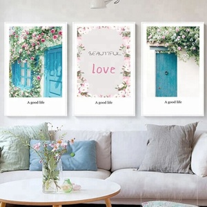 Modern home decoration flower painting DIY diamond embroidery kit