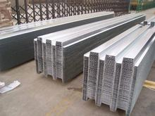 Galvanized steel floor decking sheet under deck roofing with high quality