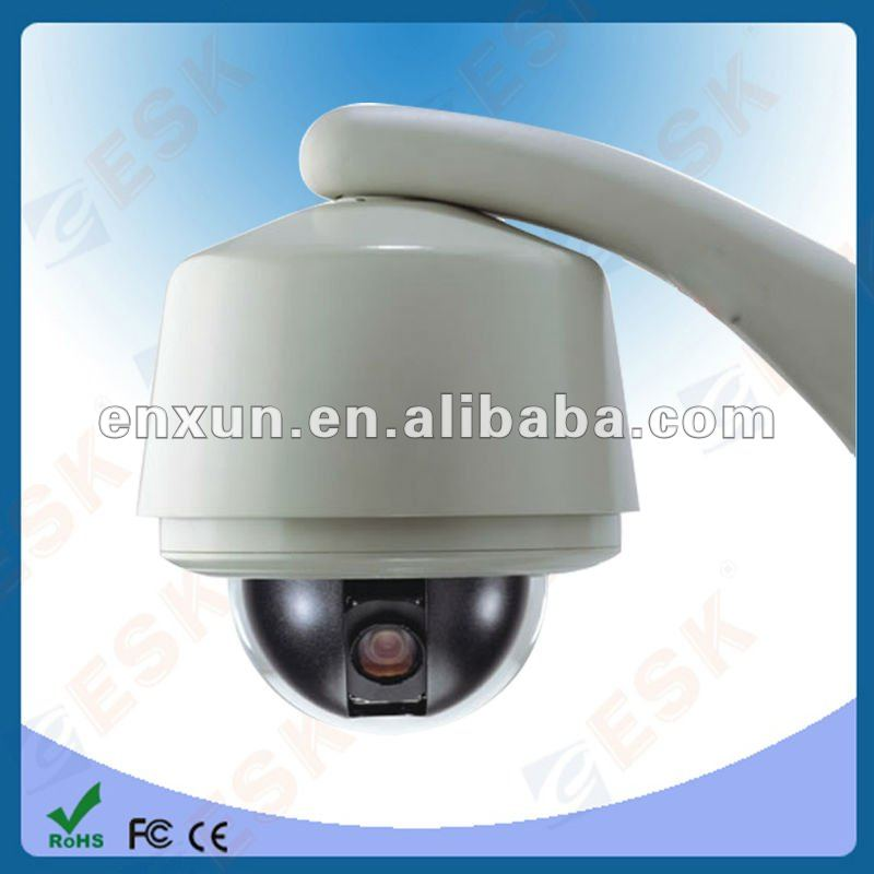 MINI Series Indoor/Outdoor Intelligent High Speed PTZ Dome Camera