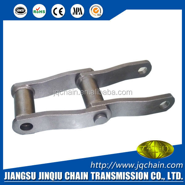 Wr82 Welded Steel Cranked Link Chain