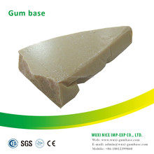 Food grade block gum base with cheaper price