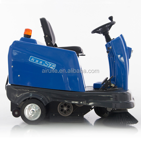 Mobil road sweepers with good performance