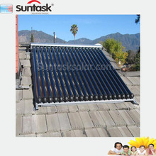 Solar Evacuated Solar Collector