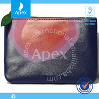High Quality Personalized Leather Cosmetic Bag