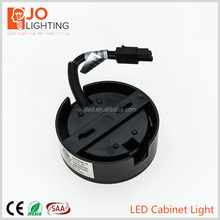led cabinet puck lights 3w 220v round with ETL /FCC /Energy Star certification