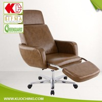 Best Option Swivel PU Leather Very Comfortable Office Chair