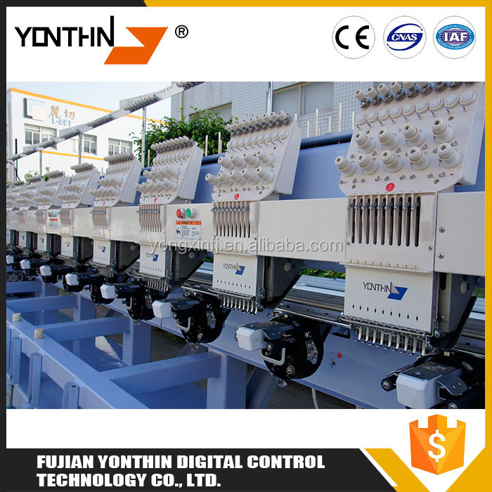 automatic embroidery machine